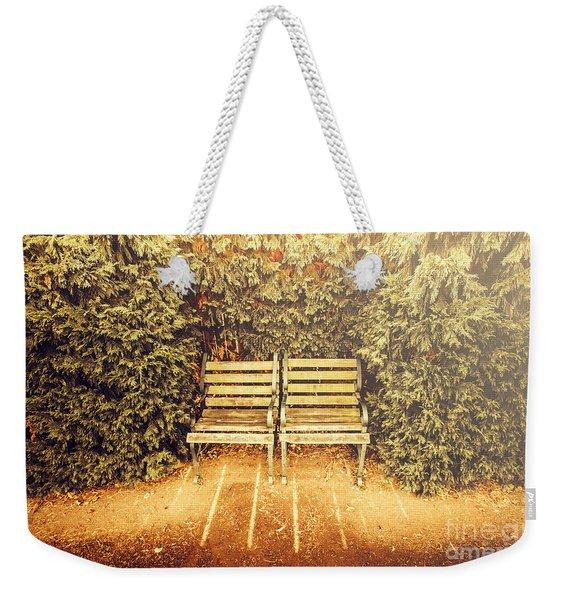 Unfulfilled Weekender Tote Bag