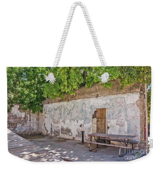 Unique Picnic Area Weekender Tote Bag