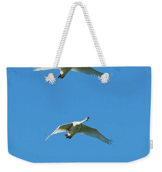 Unison Weekender Tote Bag