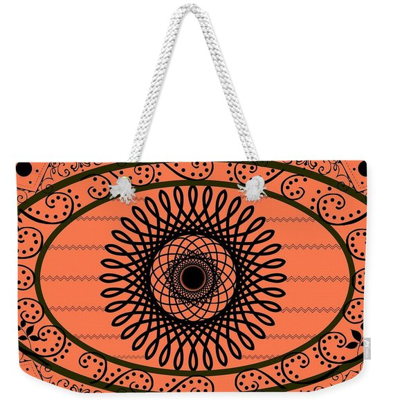 Universal Awareness Weekender Tote Bag