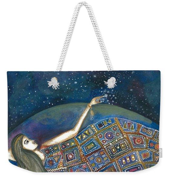 Universal Magic Weekender Tote Bag