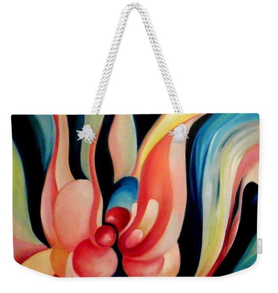 Universal Order Weekender Tote Bag