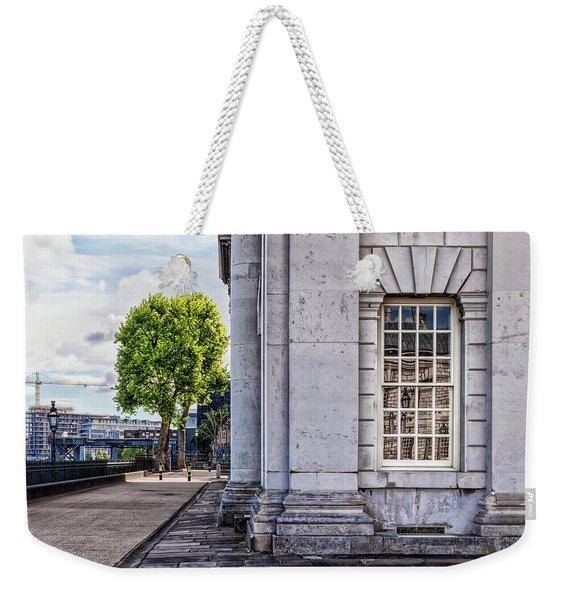University Corner Weekender Tote Bag