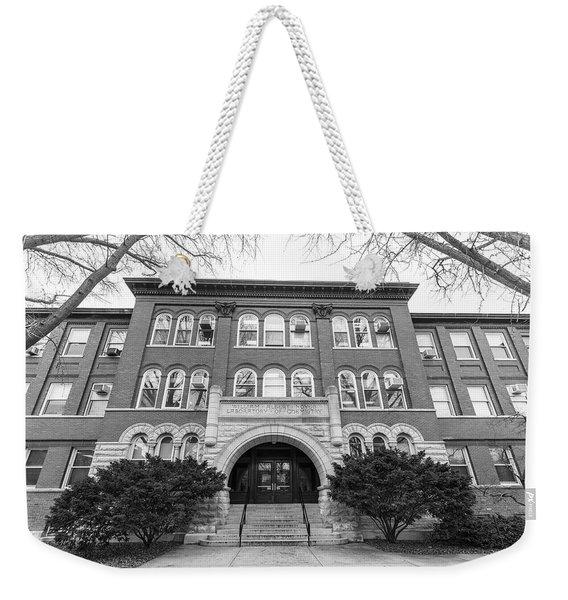 university of Illinois Chemistry  Weekender Tote Bag