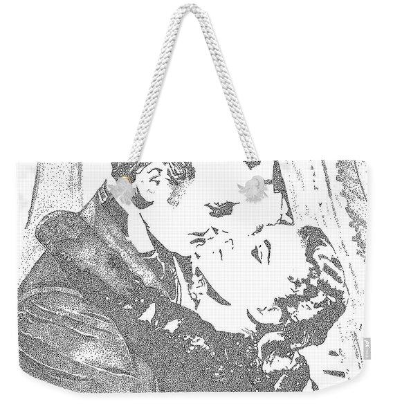 Unrequited Weekender Tote Bag
