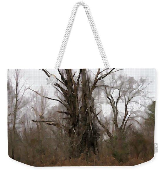 Unsplitten Love Weekender Tote Bag