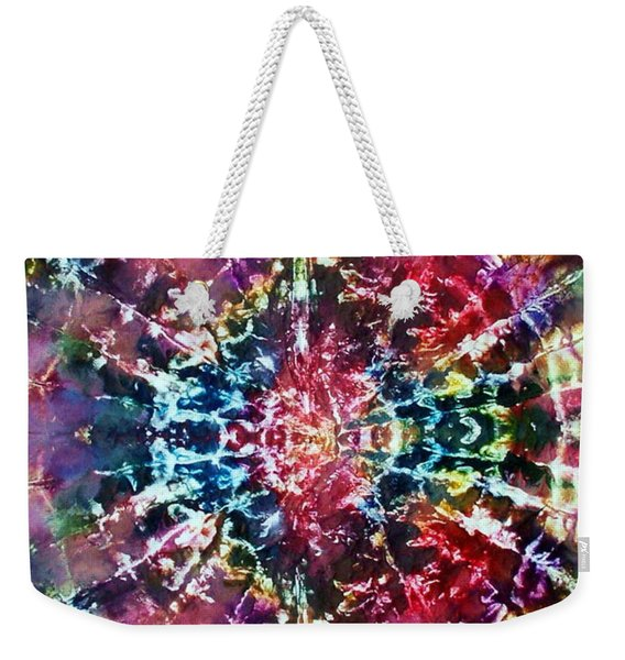 1-offspring While I Was On The Path To Perfection 1 Weekender Tote Bag