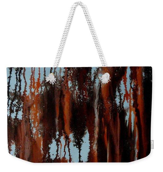 Sunset Of Duars Weekender Tote Bag
