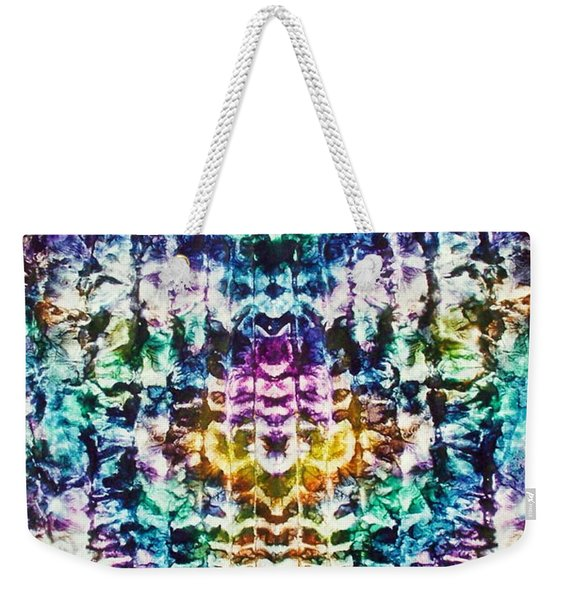 3-offspring While I Was On The Path To Perfection 3 Weekender Tote Bag