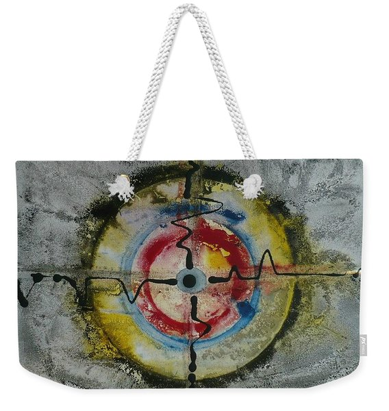 Four Directions Energy Weekender Tote Bag