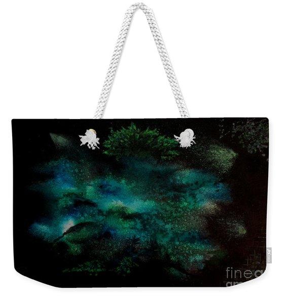 Plankton Weekender Tote Bag