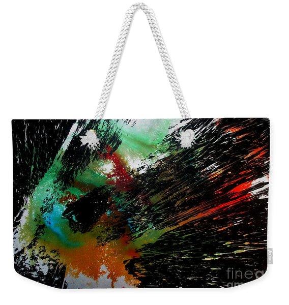 Spectracular Weekender Tote Bag