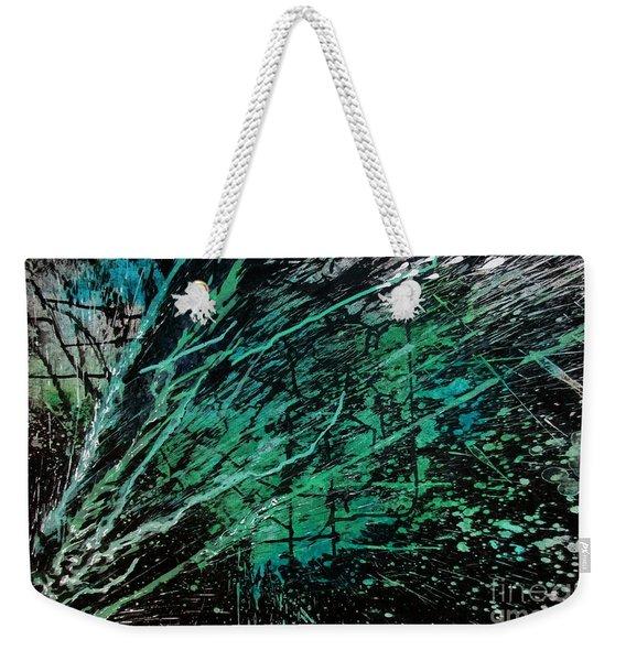 Rain Of Duars Weekender Tote Bag
