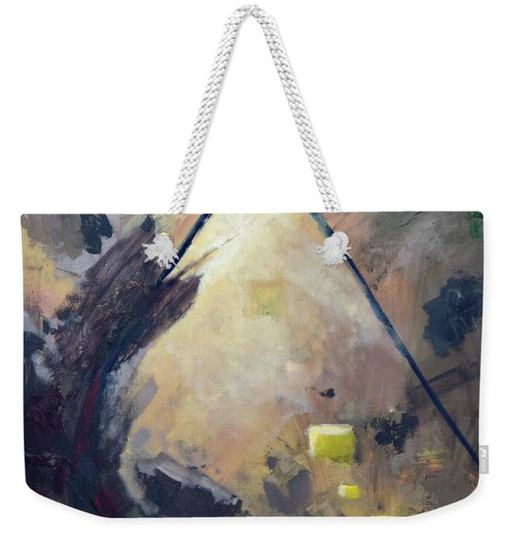 Untitled Abstract 730-17 Weekender Tote Bag