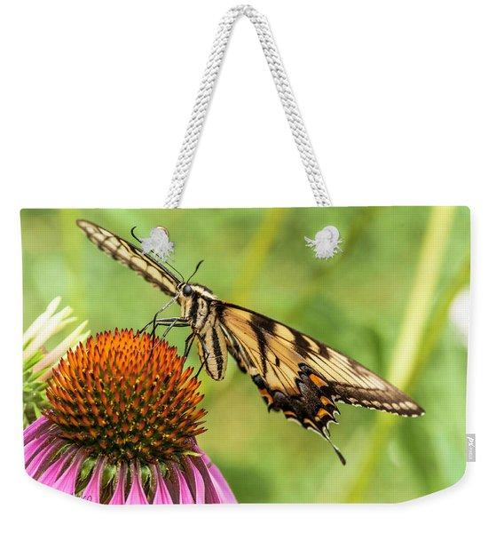 Untitled Butterfly Weekender Tote Bag