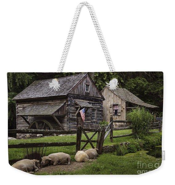 Untitled Cuttalossa Iv Weekender Tote Bag