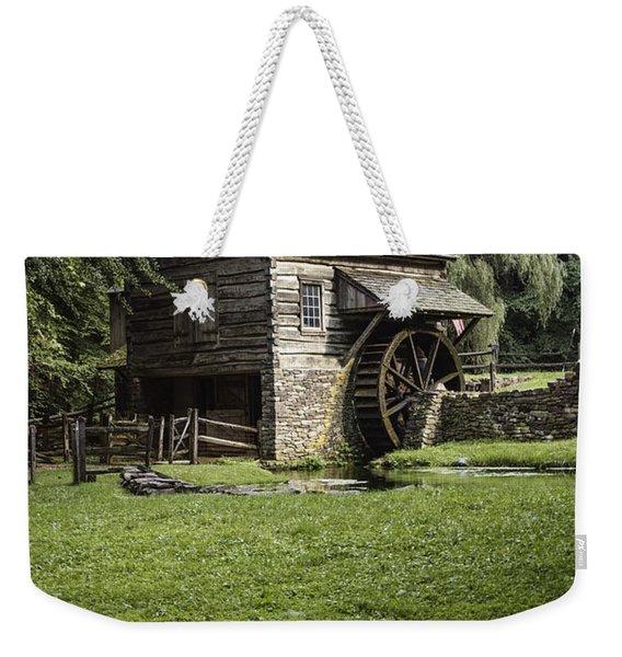 Untitled Cuttalossa V Weekender Tote Bag