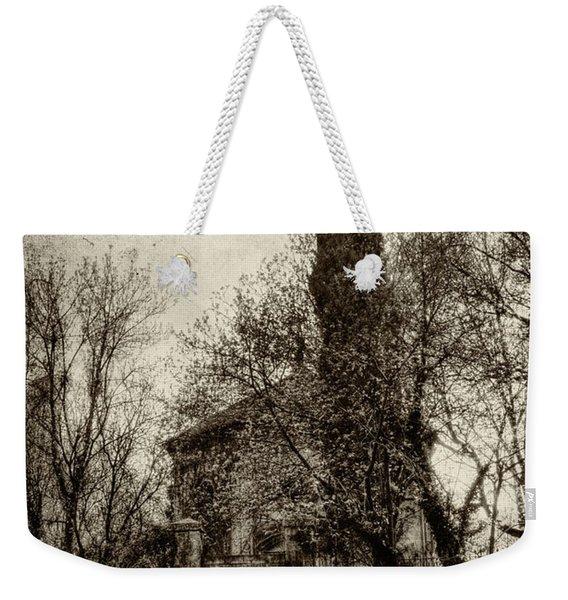 Untitled N.96 Weekender Tote Bag