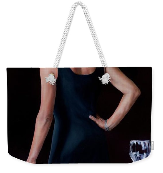 The Decision Weekender Tote Bag