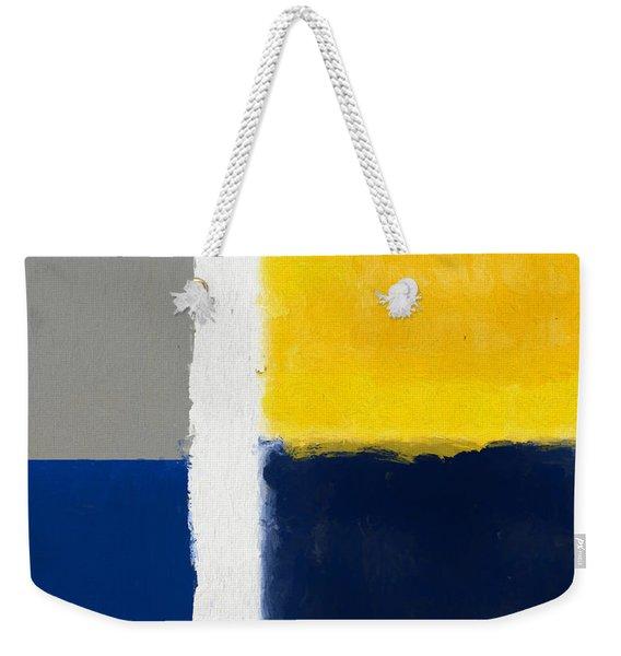 Untitled Number 2 Weekender Tote Bag