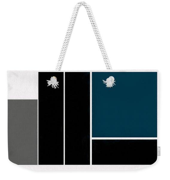 Untitled Number 5 Weekender Tote Bag