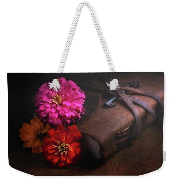 Untold Secrets Weekender Tote Bag