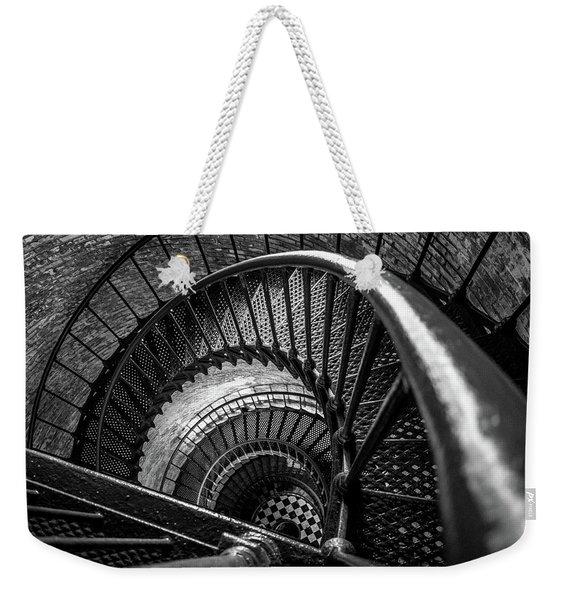 Unwind  - Currituck Lighthouse Weekender Tote Bag