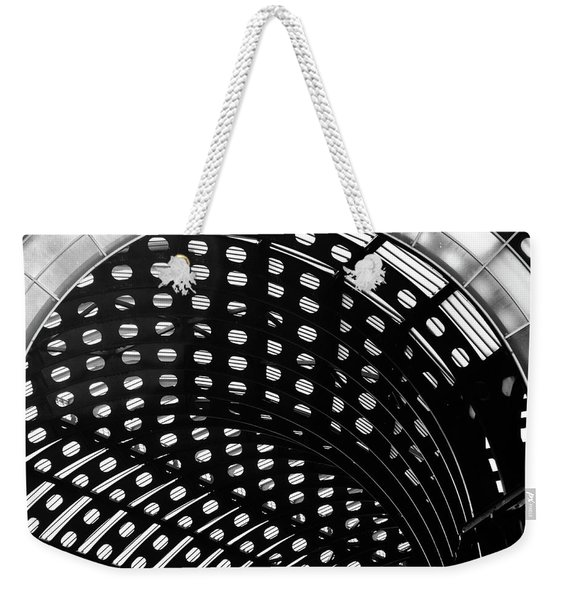 Up Above Weekender Tote Bag