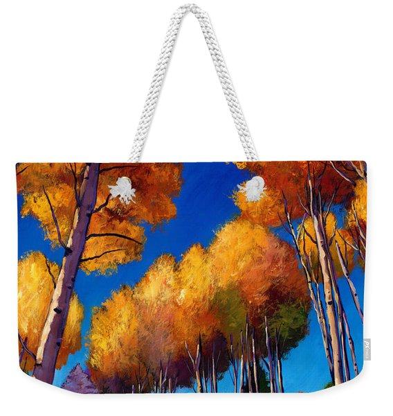 Up And Away Weekender Tote Bag