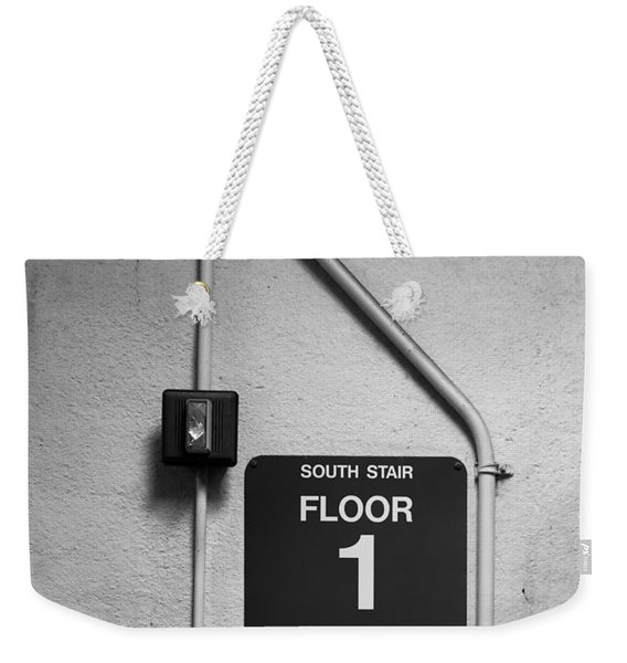 Up To One Weekender Tote Bag