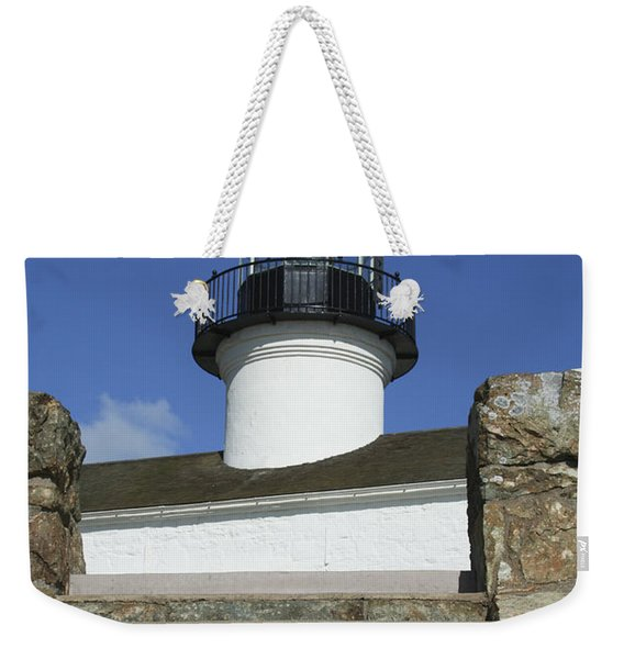 Up To The Light Weekender Tote Bag
