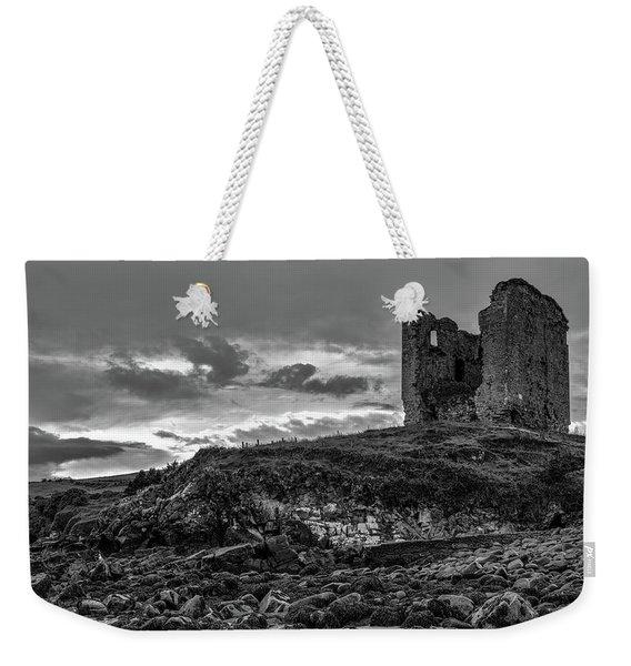 Upcomming Myth Bw #e8 Weekender Tote Bag