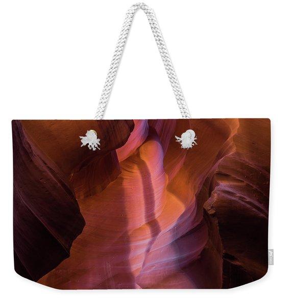 Upper Antelope Canyon 2 Weekender Tote Bag