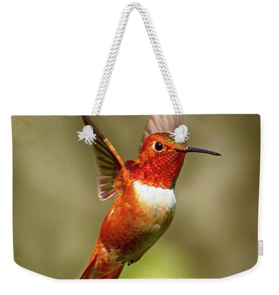 Upright Weekender Tote Bag