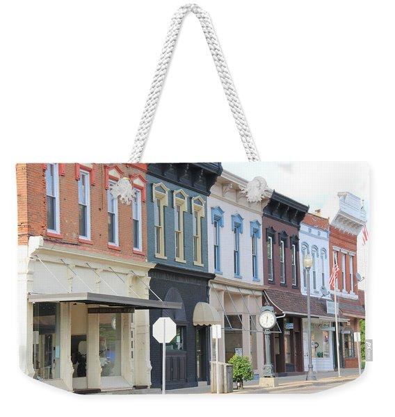 Uptown Usa Weekender Tote Bag