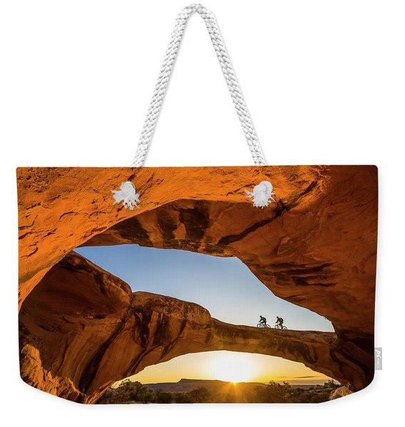 Uranium Weekender Tote Bag