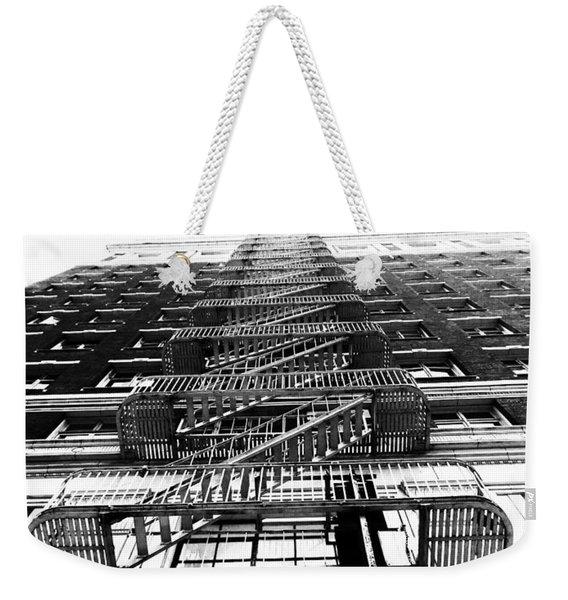 Urban Egress Weekender Tote Bag