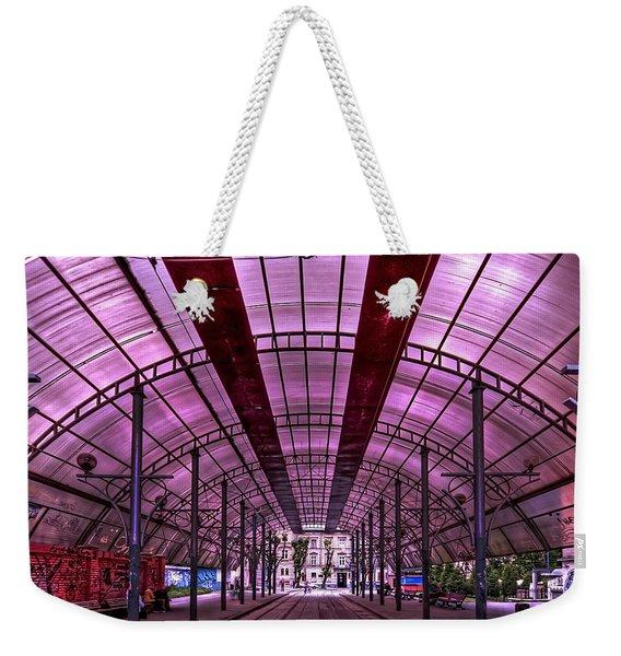 Urban Express Weekender Tote Bag