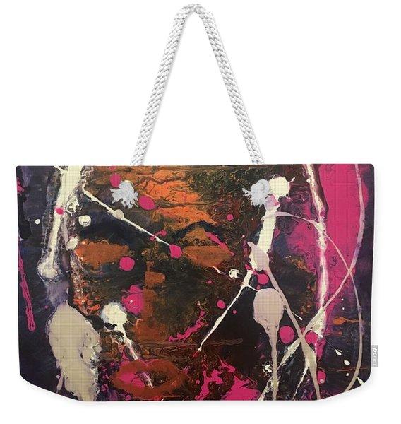 Urban Chic Weekender Tote Bag