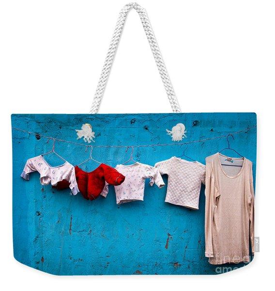 Urban Laundry Weekender Tote Bag