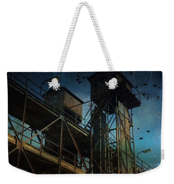 Urban Past Weekender Tote Bag