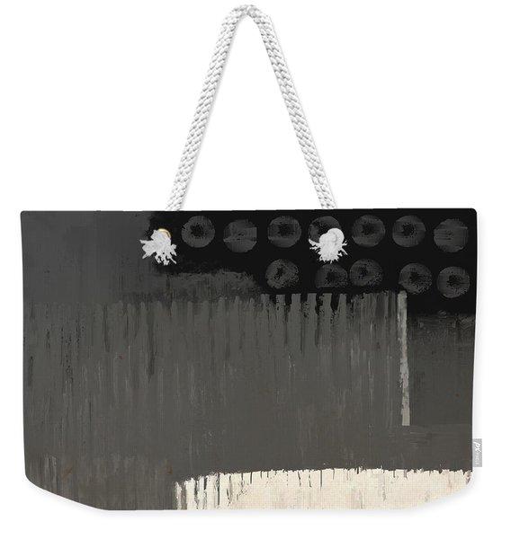 Urbanized Weekender Tote Bag