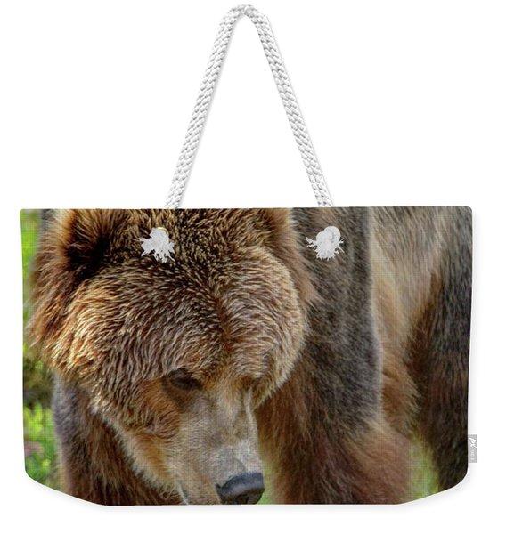 Ursus Arctos Weekender Tote Bag