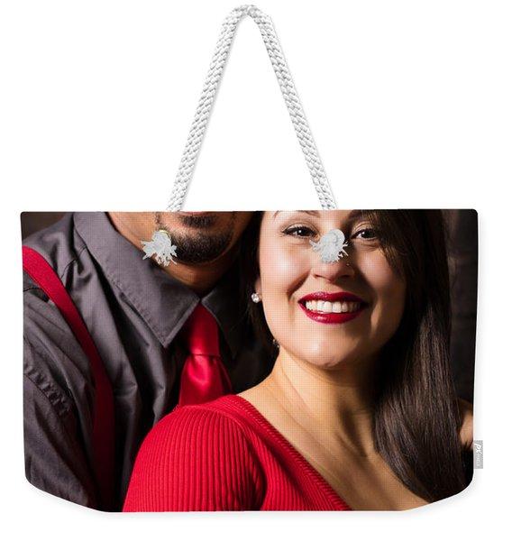 Us Weekender Tote Bag