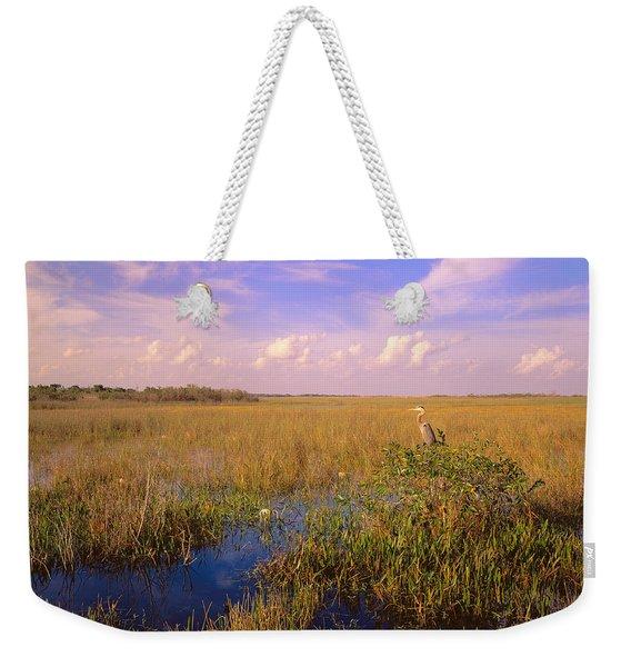 Usa, Florida, Everglades National Park Weekender Tote Bag