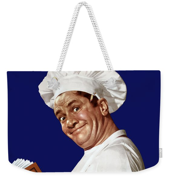 Use Leftovers... Mark Of A Good Cook Weekender Tote Bag