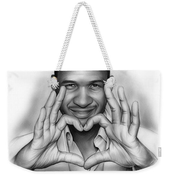 Usher Weekender Tote Bag