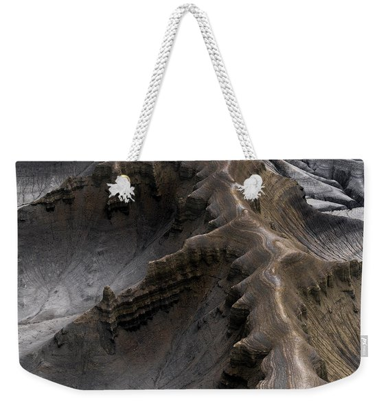 Utah Moonscape Weekender Tote Bag