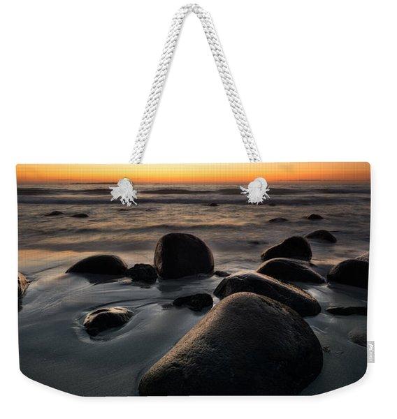 Uttakleiv Rocks Weekender Tote Bag