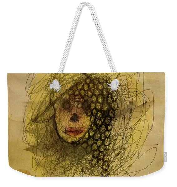 Uva Queen Of The Grapes Weekender Tote Bag